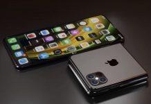 گوشی تاشو اپل