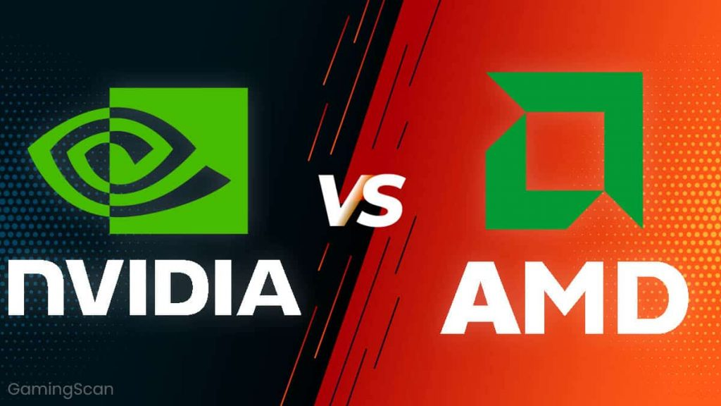 Nvidia در مقابل AMD