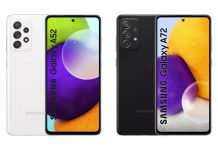 گوشی Galaxy A52