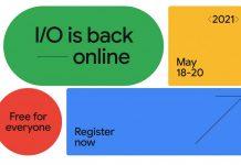 رویداد Google I/O 2021