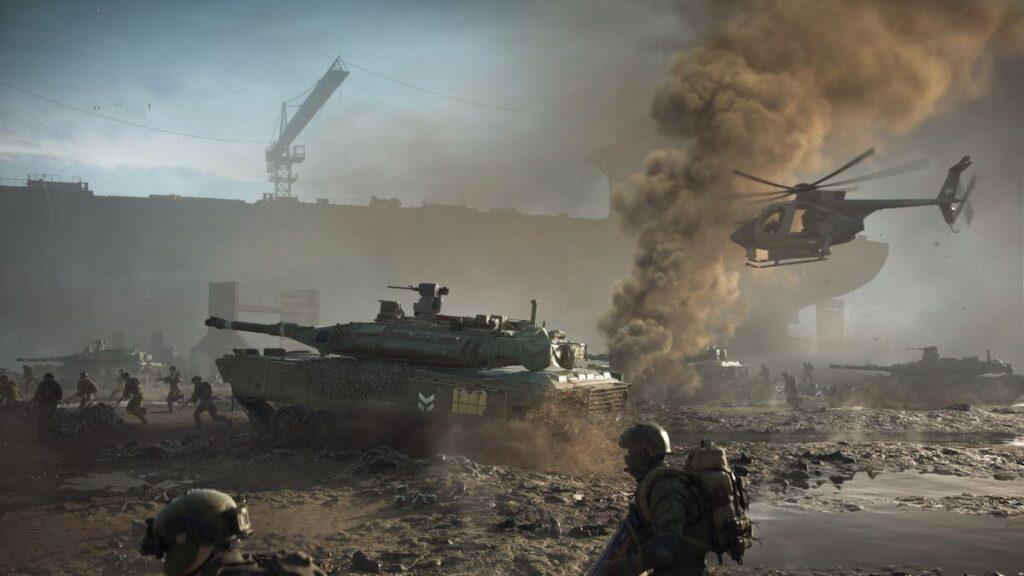 بازی Battlefield Mobile