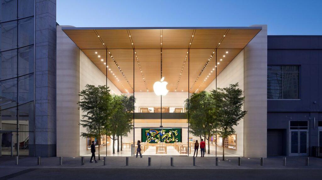 فروشگاه اپل استور