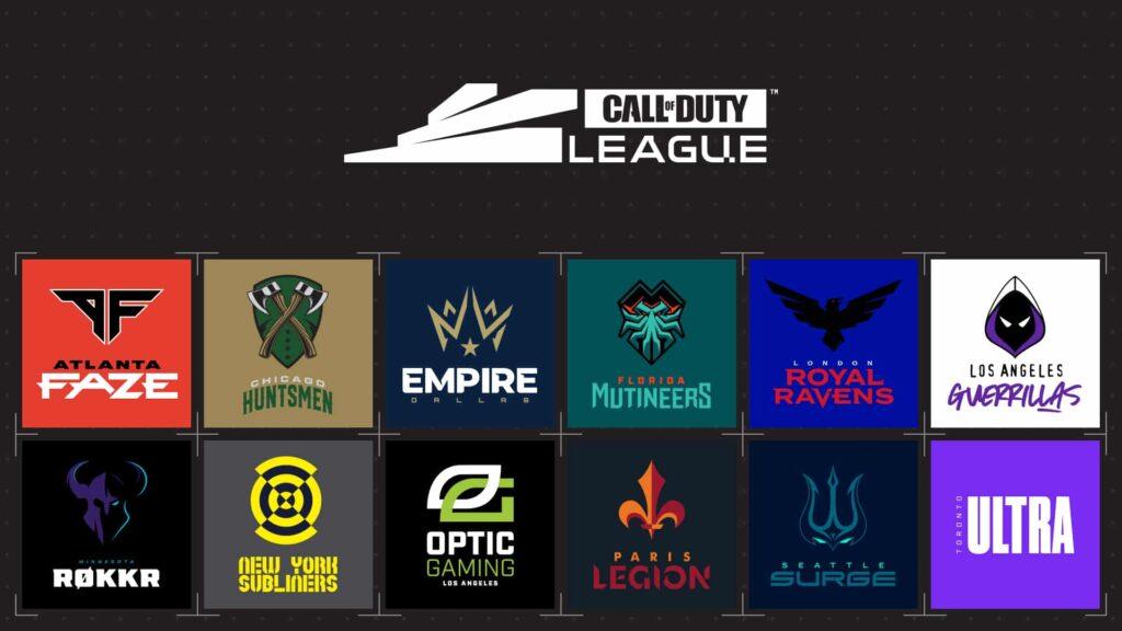 لیگ Call of Duty