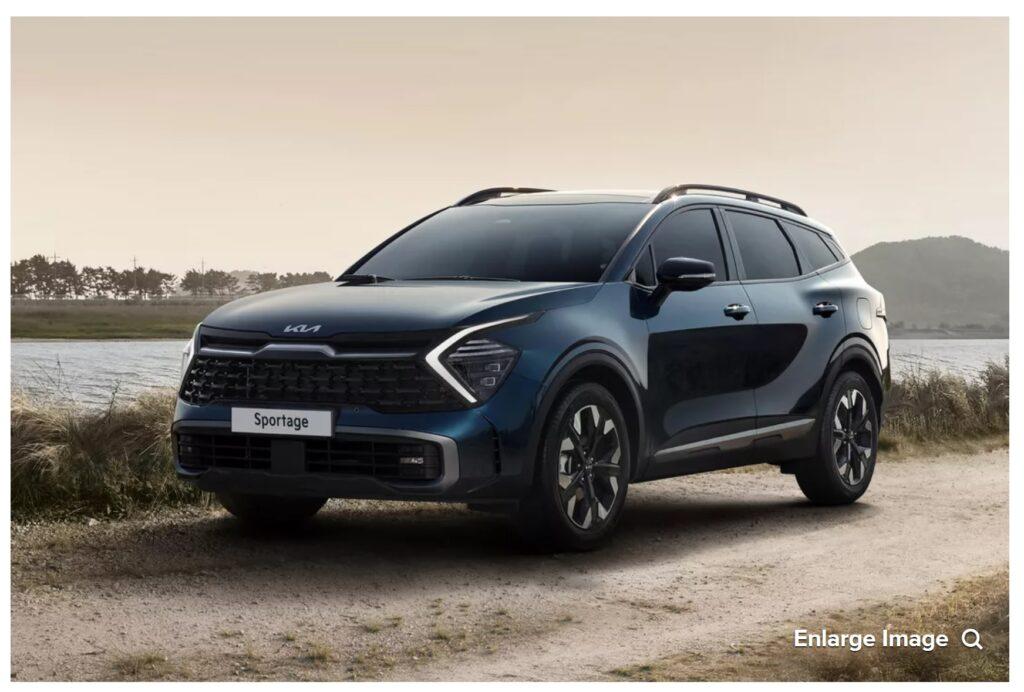 SUV Sportage 2023
