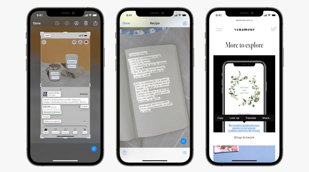 قابلیت های iOS 15