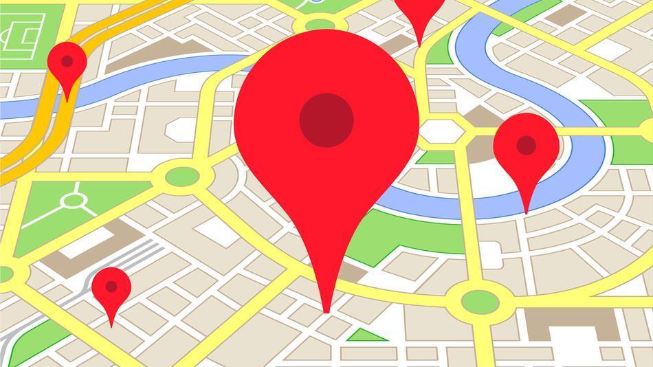 تاریخچه لوکیشن در Google Maps