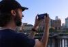 عکاسی در تعطیلات با تلفن هوشمند