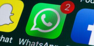 انتقال داده چت WhatsApp