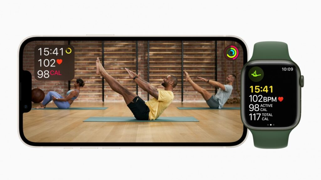 +Apple Fitness در ۱۵ کشور جدید در دسترس خواهد بود.