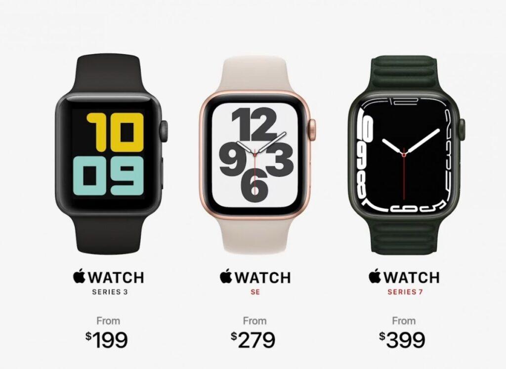 از ساعت هوشمند اپل سری 7 پردهبرداری شد!