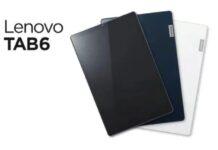تبلت میان رده لنوو TAB6 5G با طراحی جدید معرفی شد
