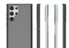 رندرهایی از کاور گوشی Galaxy S22 ultra سامسونگ منتشر شد