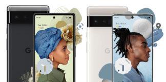 گوگل از سری Pixel 6 در دو مدل استاندارد و پرو رونمایی کرد