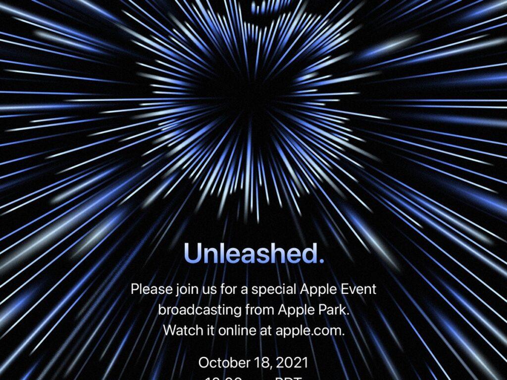 رویداد Unleashed