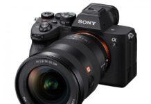 سونی دوربین Alpha 7 IV با حسگر ۳۲ مگاپیکسلی رونمایی کرد